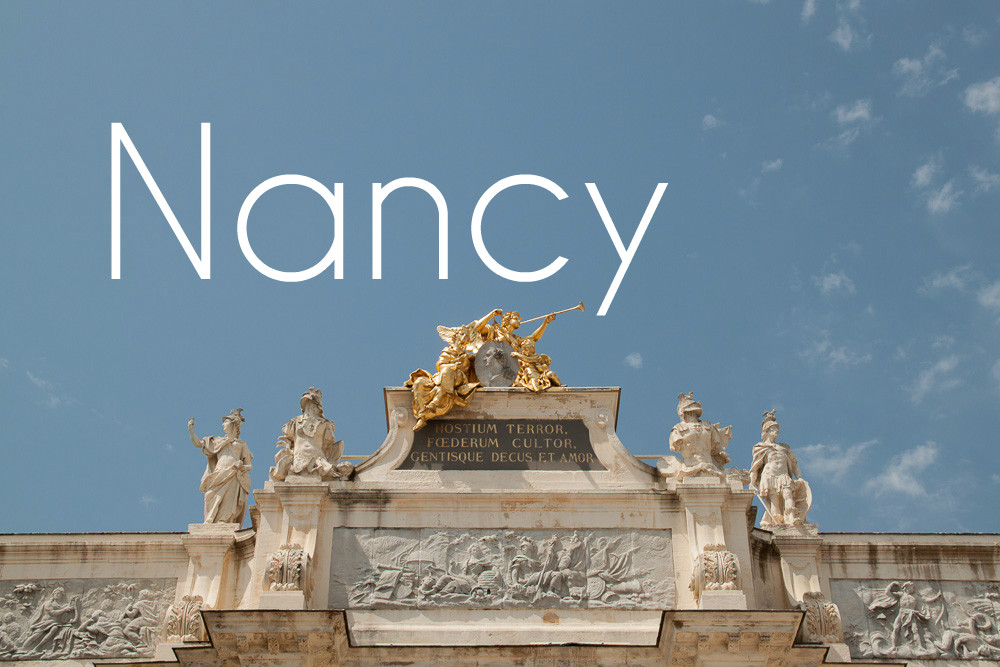 Lichtemomente Nancy