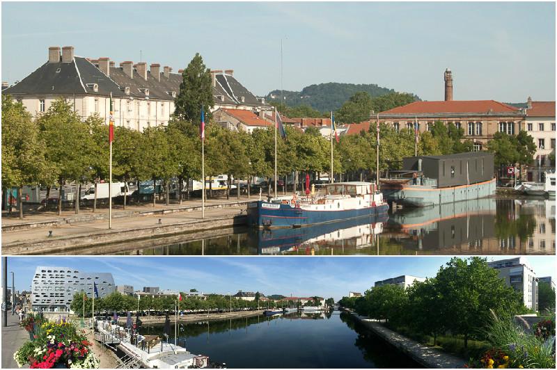 Lichtemomente Nancy Rhein-Marne-Kanal2