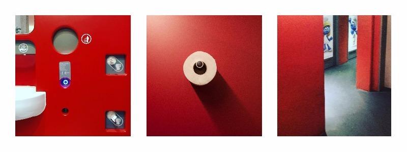 Fokuslokus Rot